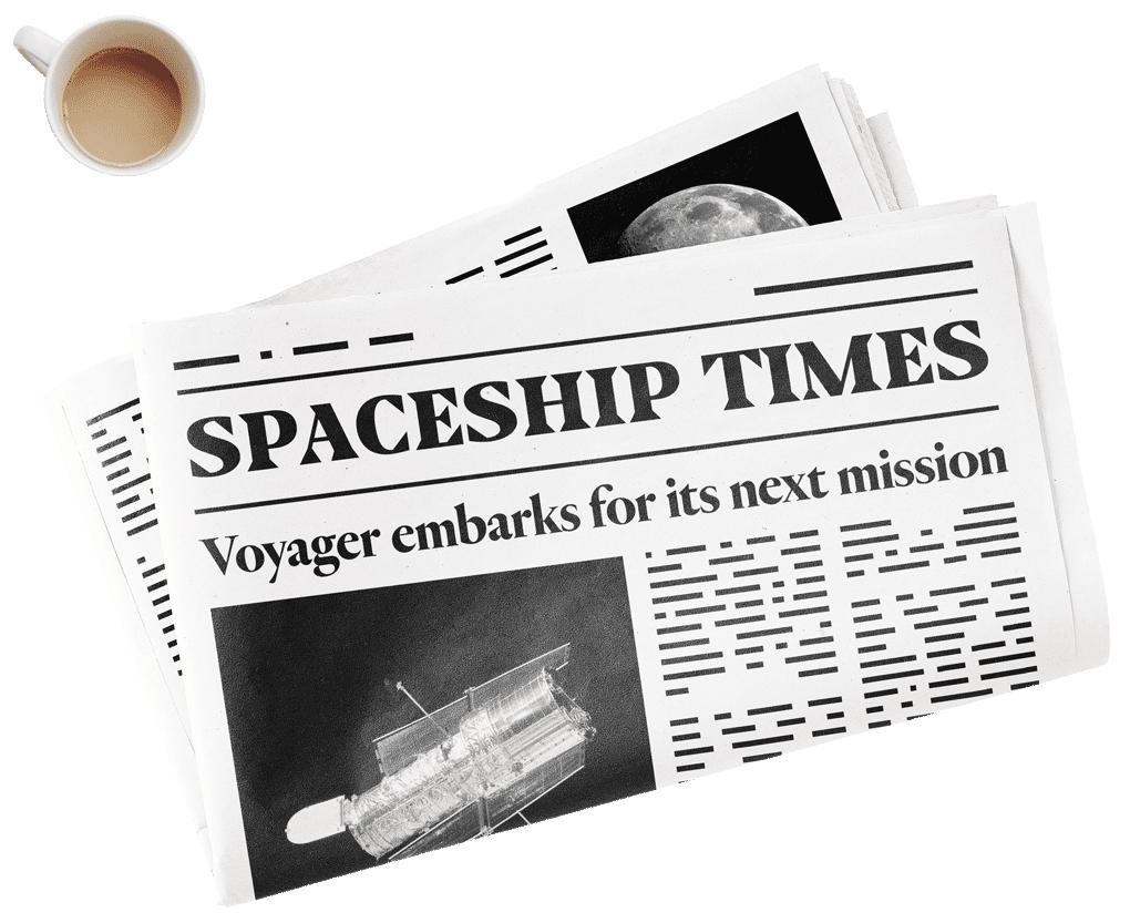 Spaceship times